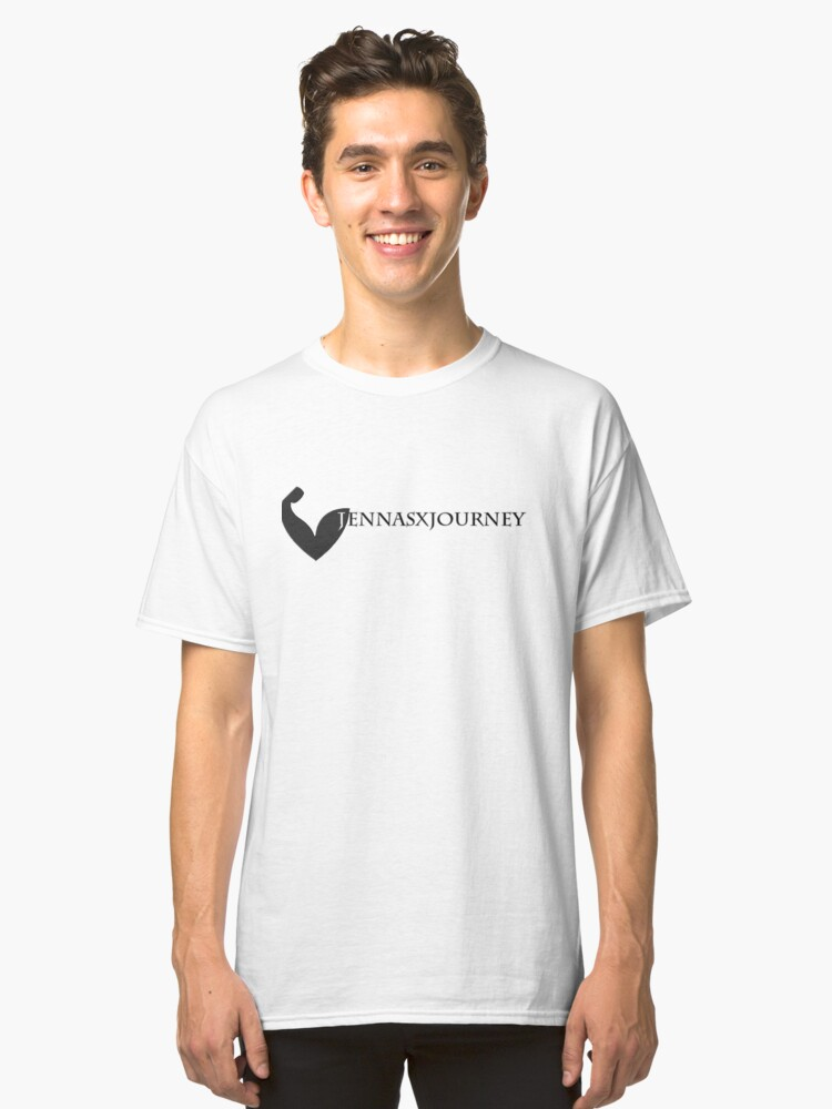 jennasxjourney Classic T-Shirt Front