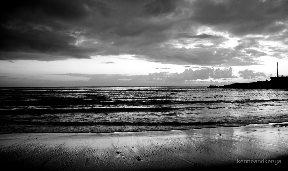 Dark Sunrise by keoneandkenya