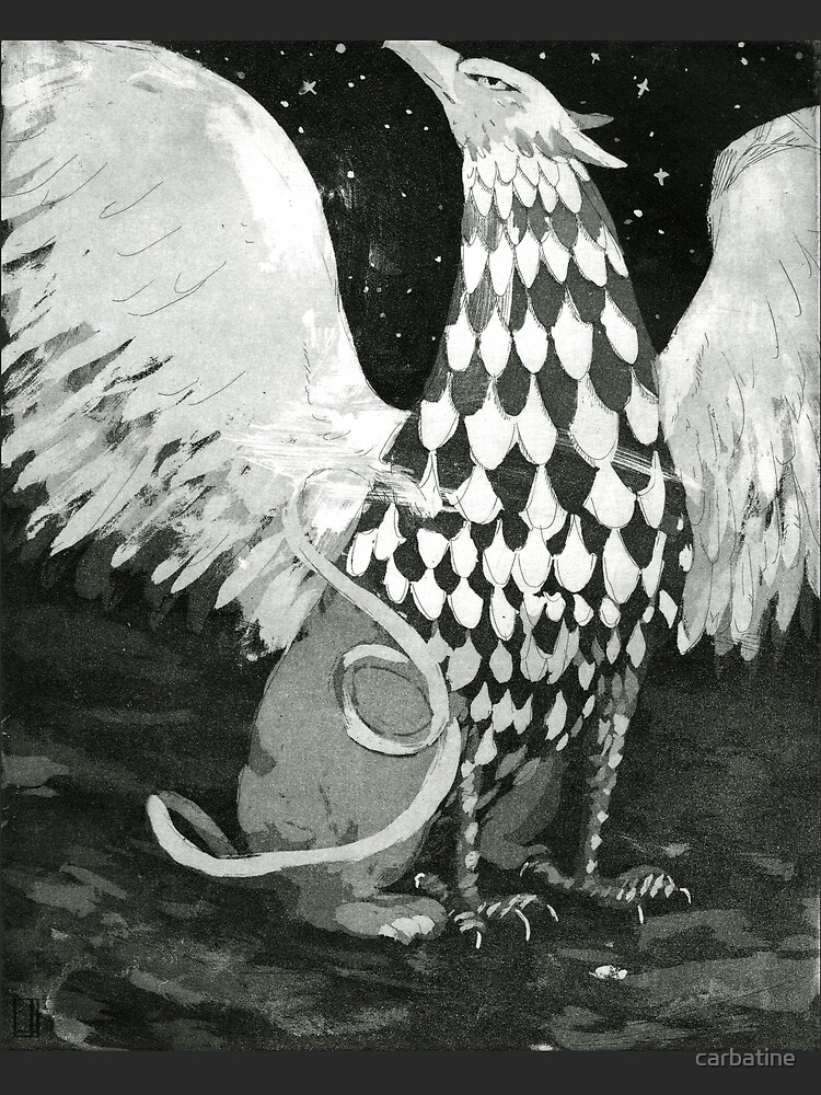 Gryphon by carbatine