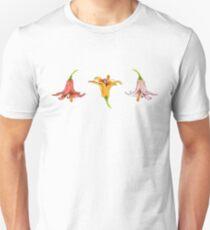 Bell Flower Trio Unisex T-Shirt