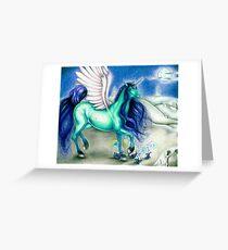 Genesis Greeting Card