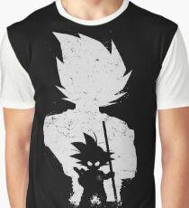 Dragon Shadow Graphic T-Shirt