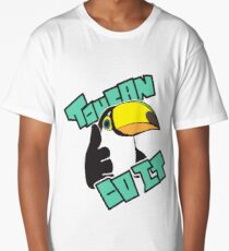 Toucan Do It Long T-Shirt