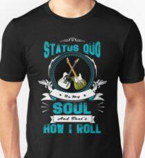 Status Quo In My Soul T-Shirt