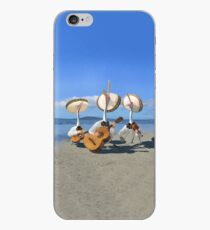 Pelican Mariachi band iPhone Case