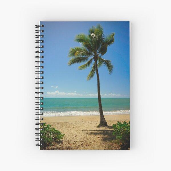 Australian Beach Paradise Spiral Notebook