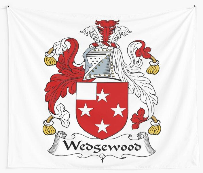 Wedgewood by HaroldHeraldry