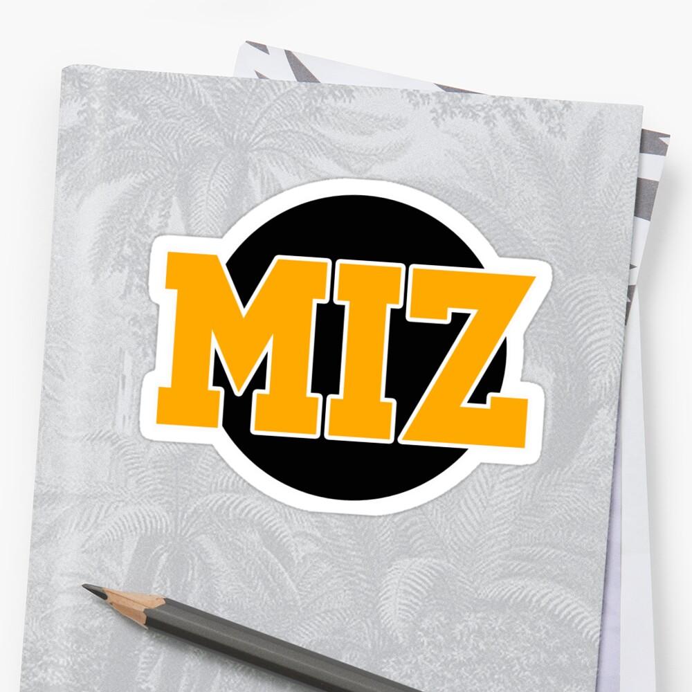 Mizzou MIZ by marykatebrennan
