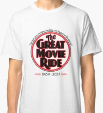 Camiseta clásica The Great Movie Ride 1989-2017