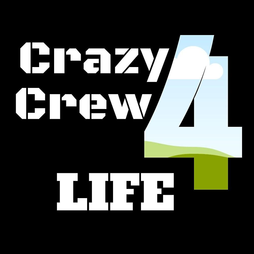 Crazy Crew Merch by jjcraZ