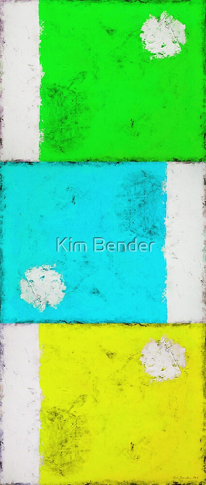 Three Balls by Kim Bender