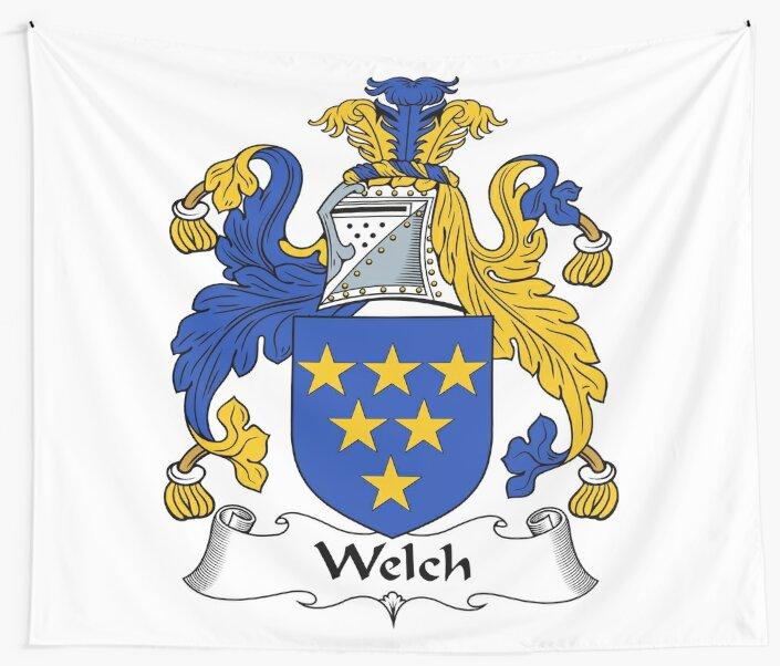 Welch or Welsh by HaroldHeraldry