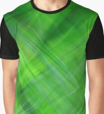 Green on Green Graphic T-Shirt