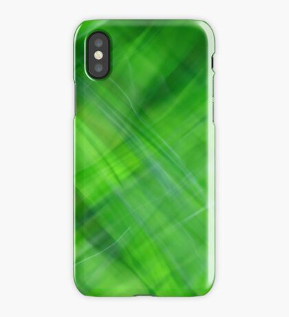 Green on Green iPhone Case/Skin