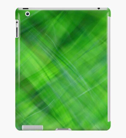 Green on Green iPad Case/Skin