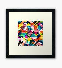 Multiply Framed Print
