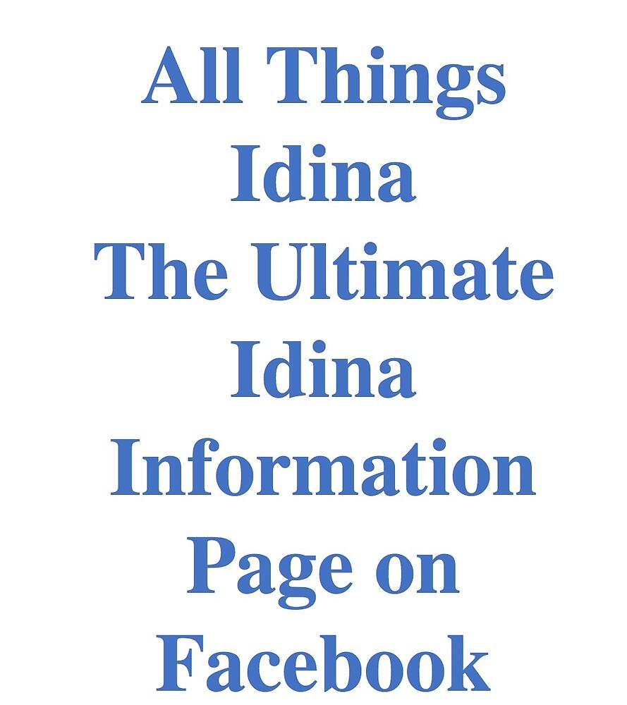 All Things Idina Ultimate Idina Info Page by allthingsidina