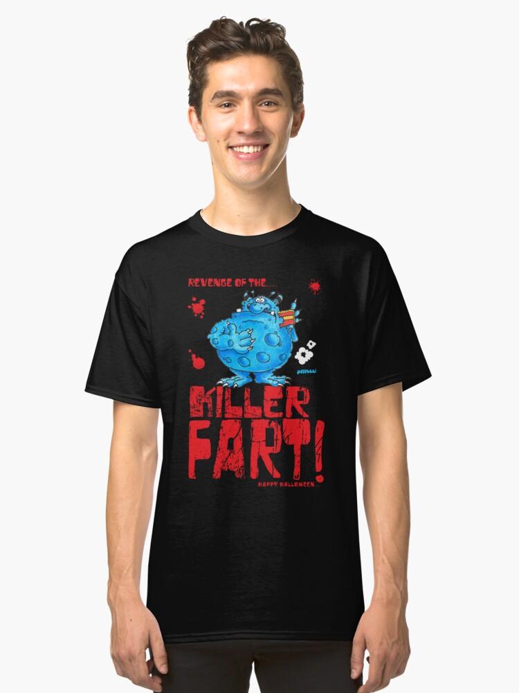 Revenge Classic T-Shirt Front