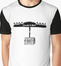 Could it Be Oak Island Curse Nova Scotia  Graphic T-Shirt