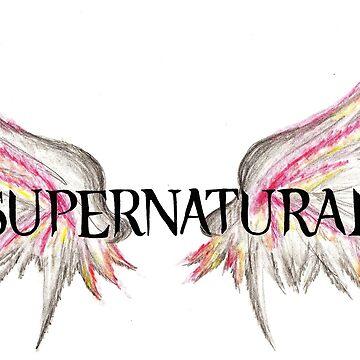 Supernatural Wings by ksshartel