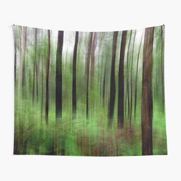 Eucalypts and Bracken Tapestry