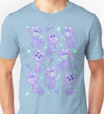 [SOCKS PLUS - アステチック 69 / たくさん -] pastel T-Shirt