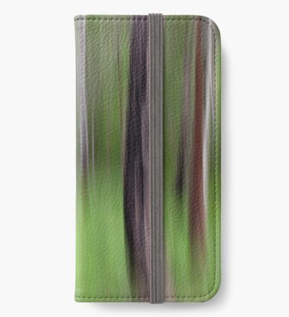 Walk with Me iPhone Wallet