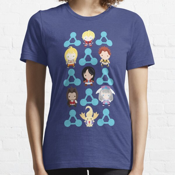 Chain Attack Essential T-Shirt