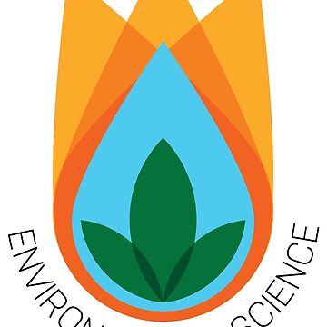 Environmental Science Emblem by andrewstreater