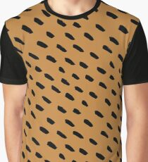 Animal Pattern Graphic T-Shirt