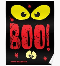 Boo!!!!!! Poster
