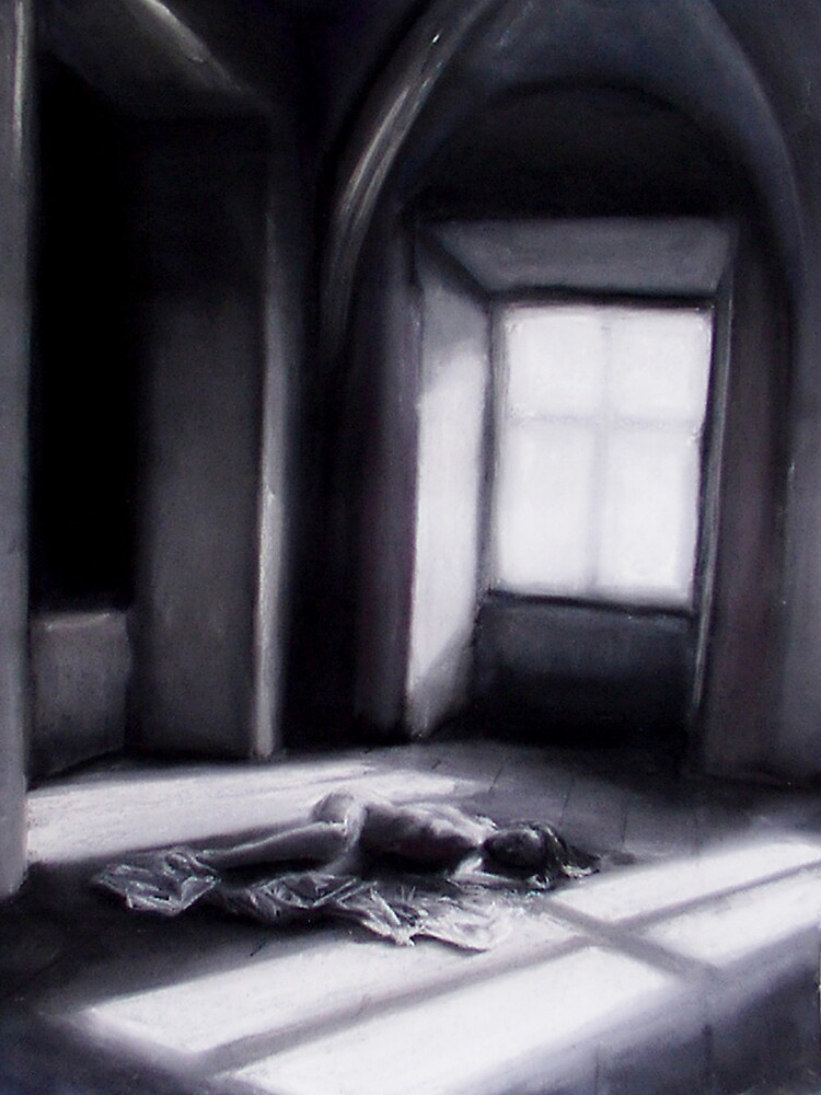 Colourblind; charcoal and chalk + Being wrong by pauldrobertson