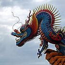 Leaping Dragon by Digby