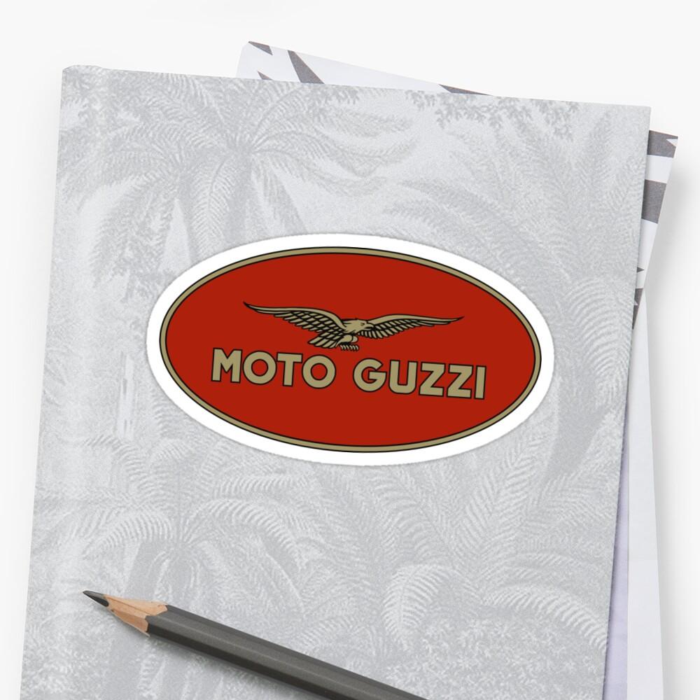 Moto Guzzi by josemino