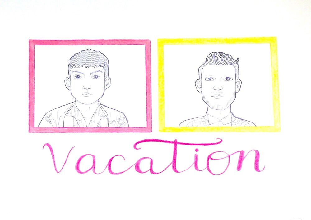 Superfruit Vacation by fergie1109