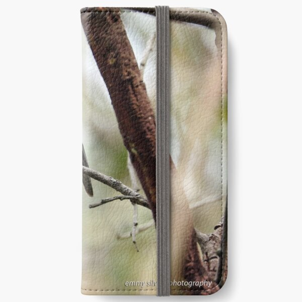 Eastern Spinebill (604) iPhone Wallet