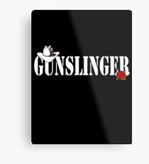 Gunslinger, The Dark Tower Metal Print