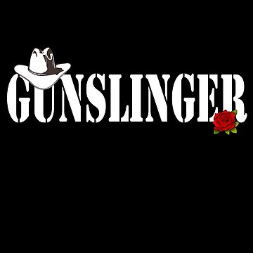 Gunslinger, The Dark Tower by mtsuszycki