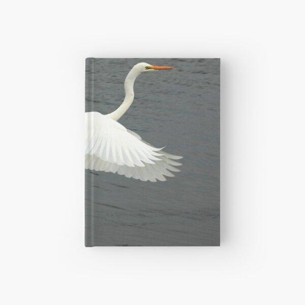 Eastern Great Egret (893) Hardcover Journal