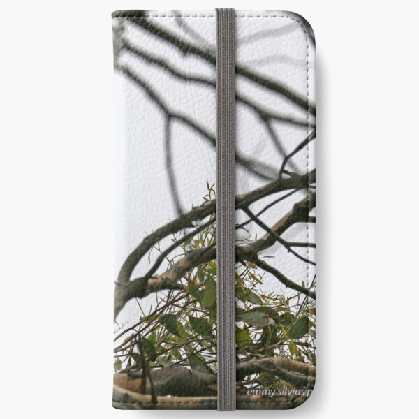 Eastern Great Egret (4559) iPhone Wallet