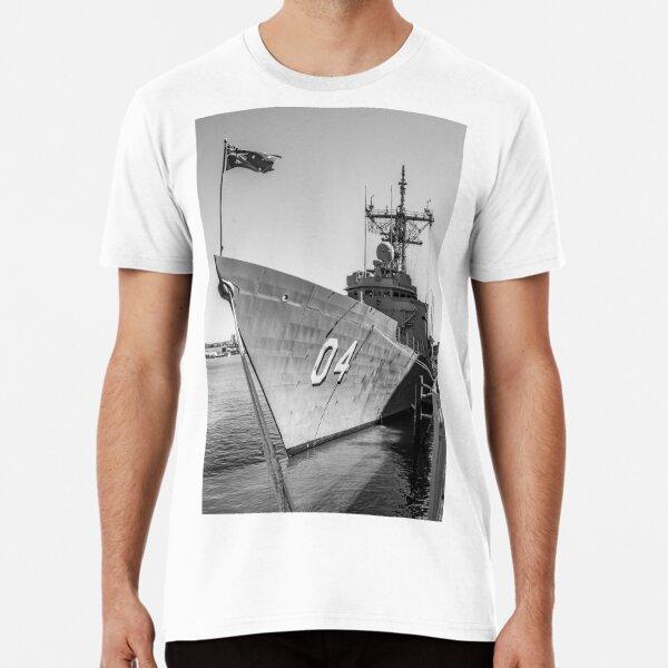 HMAS Darwin Premium T-Shirt