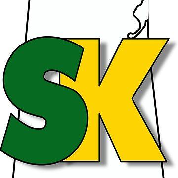 SK Logo by kennedywesley
