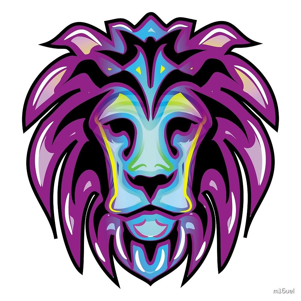 Leon neon pop colors by m16uel