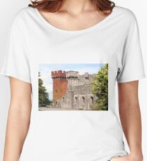 Penrhyn Castle, Wales, United Kingdom Women's Relaxed Fit T-Shirt
