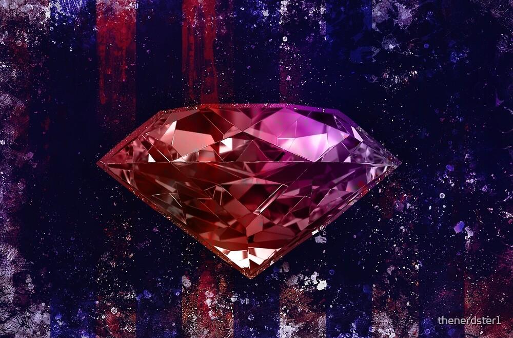 Diamond Hard Design  by thenerdster1