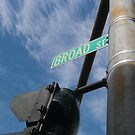 Broad Street Providence by Rhode Island Hype