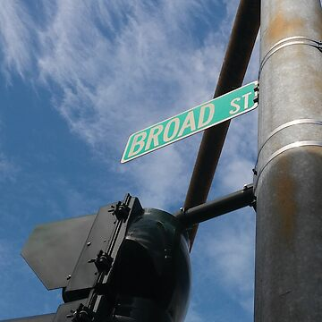 Broad Street Providence by RIHype