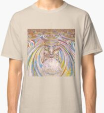Abstract Cat Classic T-Shirt