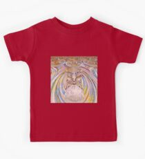 Abstract Cat Kids Clothes