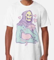 Skeletors Katze Longshirt